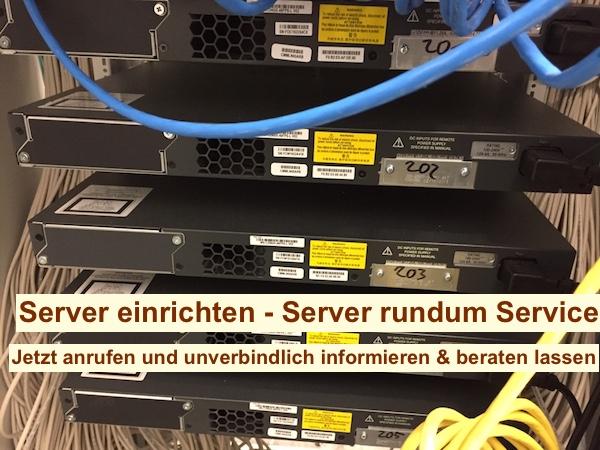 Server einrichten Berlin