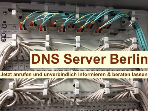 DNS Server Berlin