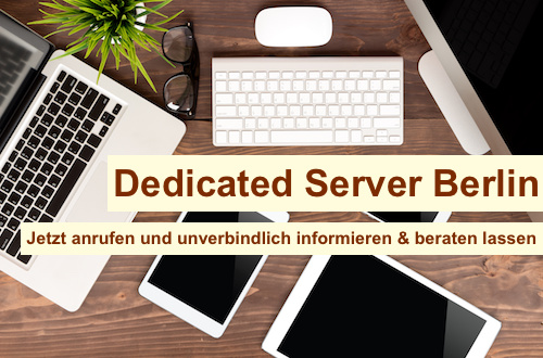 Dedicated Server Berlin