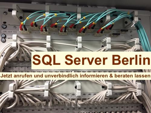 SQL Server Berlin