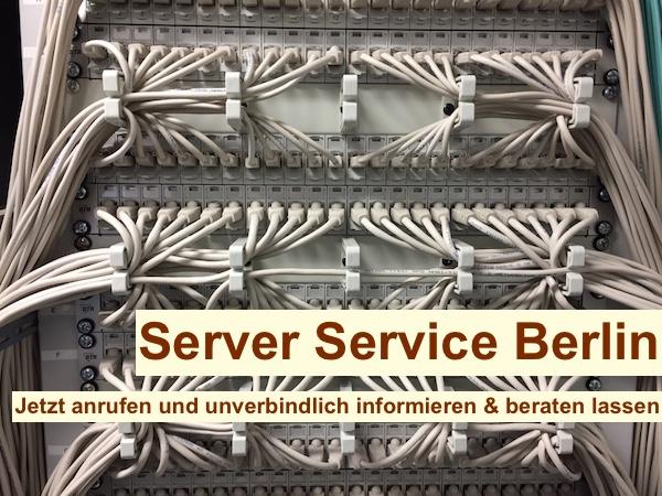 Server Maintenance Berlin