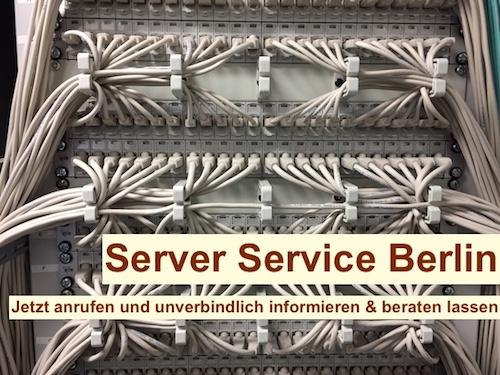 Server Vor Ort Service Berlin