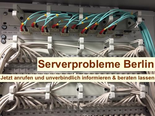 Serverprobleme Berlin